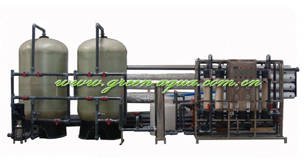 Mineral Water purification Machine/12T/H