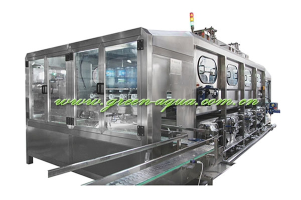 water bottling machine/1200BPH