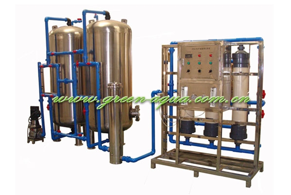 Mineral Water plant/5T/H
