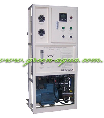 Sea Water Desalination Machine