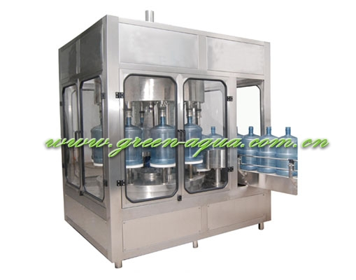 Water Bottling Machine/rotating type