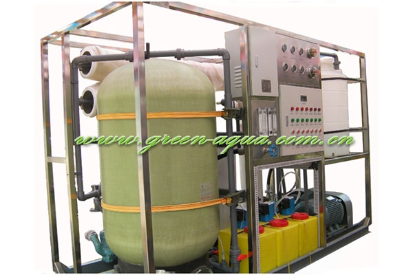 Sea Water Desalination Machine/2T/H